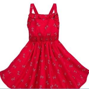 Minnie Mouse Polka Dot Bow Sundress for Girls